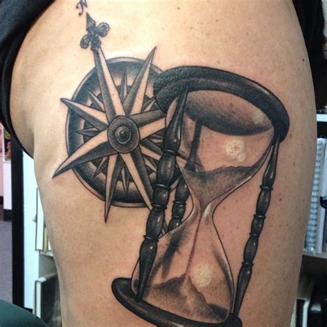 tattoo shops near leeds train station compass and hourglass tattoos categories tattoo