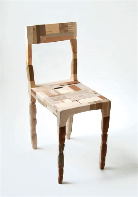 fabbriche di sedie arredare con stile riciclando gli scarti industriali