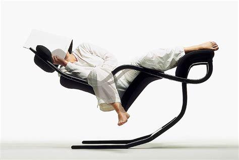 poltrona gravity varier zero gravity balans chair 187 gadget flow