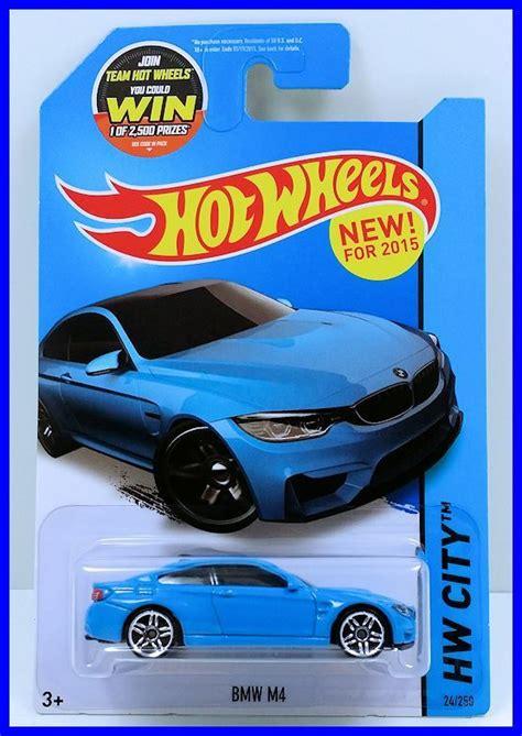 Hotwheels Hw Bmw M4 hobbydb