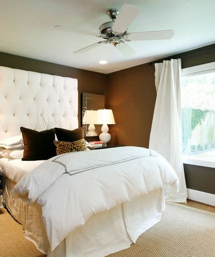 chocolate brown bedroom hot chocolate 30 modern bedroom ideas real simple