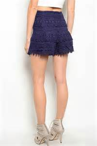 crochet shorts pretty little things crochet lace shorts from new