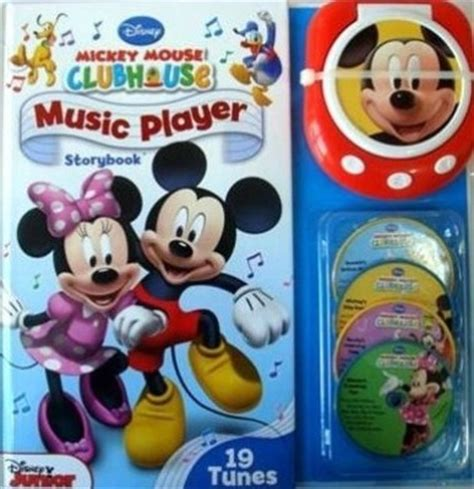 mickey mouse club house music buy mickey mouse club house music player storybook 19 tunes at flipkart snapdeal