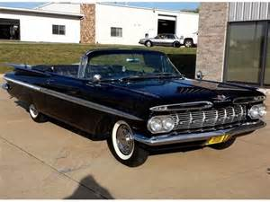 1959 Chevrolet Impala For Sale 1959 Impala Convertible Project For Sale Studio