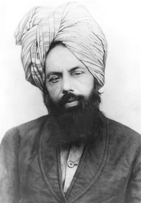 biography of ghulam muhammad mirza ghulam ahmad 1835 1908 find a grave memorial
