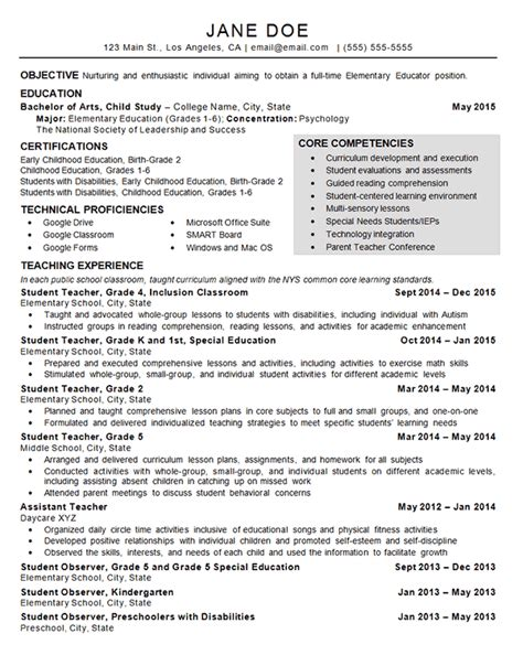 Resume For Child Care by Child Care Resume Exle Sourceline