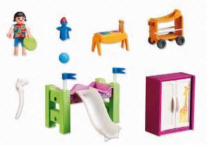 Armoire For Kids Playmobil 5579 Chambre Enfant Avec Lit Achat Vente