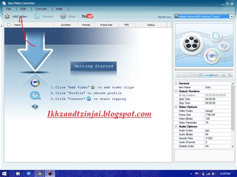 format video wmv adalah cara mengubah format video menggunakan any video conventer