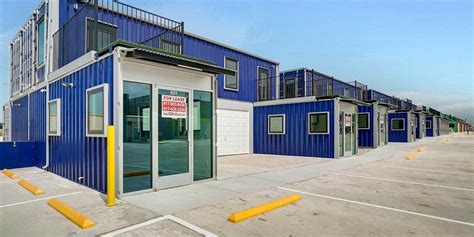 storage container shops box office warehouse suites