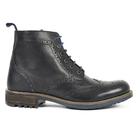 boots co uk front morris fr7241 s black boots free returns at