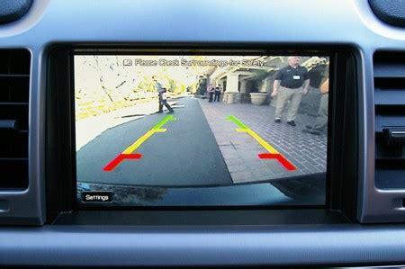rear mounted radars   car tech