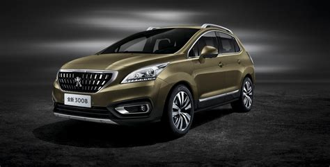 peugeot best selling car peugeot 308 sedan 3008 facelift revealed for chinese