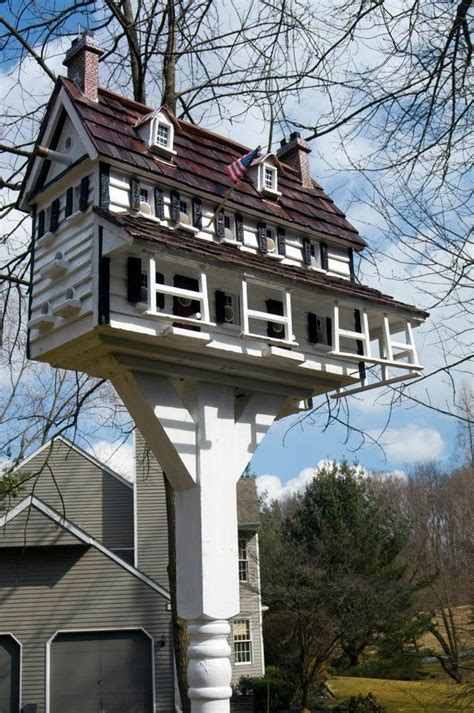 Large Bird Houses   WoodWorking Projects & Plans