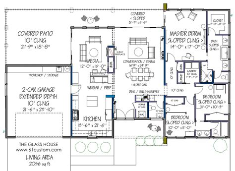 free house blue prints home design model free house plan contemporary house