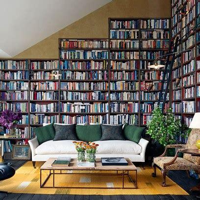 House Design Books Uk large bespoke bookcases bookshelf ideas houseandgarden