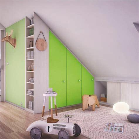 Exceptionnel Dressing Pour Petite Chambre #2: 0-dressing-sous-pente-chambre-d-enfant.jpg