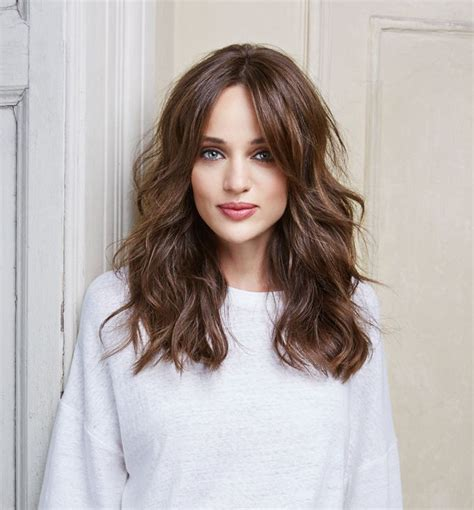 blowdrying a shag haircut 17 best ideas about blow dry hairstyles on pinterest