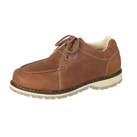 light brown oxford shoes harkila sporting oxford gtx shoe men s light brown