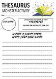 thesaurus activities teaching resources teachers pay