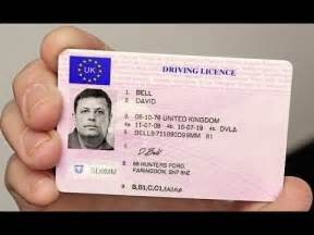 how to make fake driving license youtube