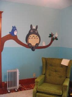 Totoro Bedroom Decor by Toddler Bedroom Ideas On Toddler Rooms Totoro