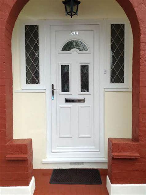 upvc front doors with side panels side panels for upvc doors composite doors