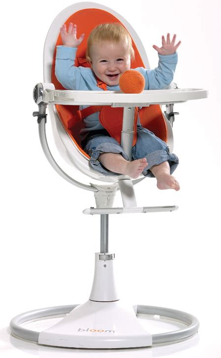Baby In Chair by Cool Baby Furniture Bloom S Fresco Classic High Chair