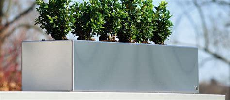 kleine kräutergarten design idee balkon blumenkasten