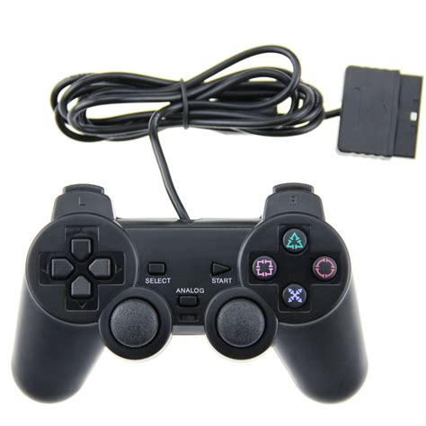 Ps 2 Playstation 2 tpfoon wired controller vibration joystick gamepad