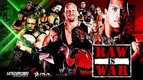 classic wwf wallpaper wwf raw is war 1997 2001 we re all together now dl