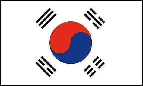 korean flag coloring page picture to pin on pinterest
