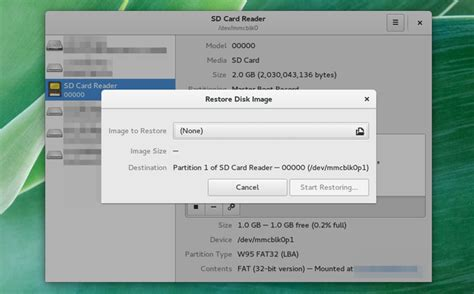 make a bootable sd card how to write format and manage an sd card in linux
