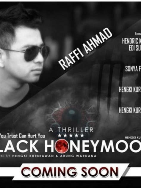 film misterius peran misterius raffi ahmad di film black honeymoon