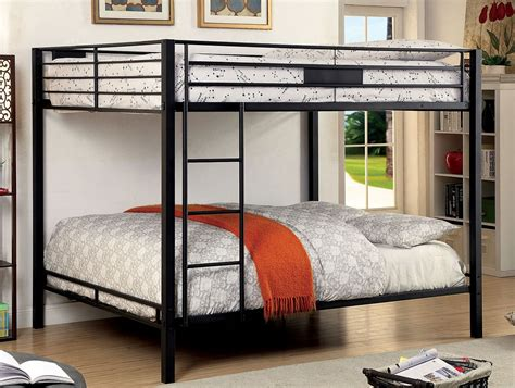 Inexpensive Bedroom Sets claren queen queen bunk bed andrew s furniture and mattress