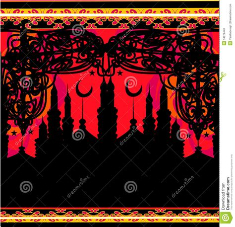abstract pattern religious background of ramadan abstract religious background ramadan kareem design