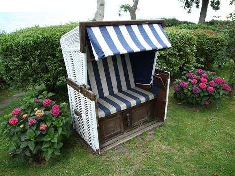 garten strandkorb ferienhaus gartenhaus sylt firma watthaus sylt herr