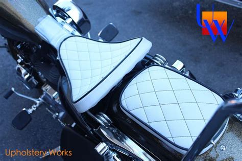 bike seat upholstery 17 best images about motorcycle seats bike seats quad