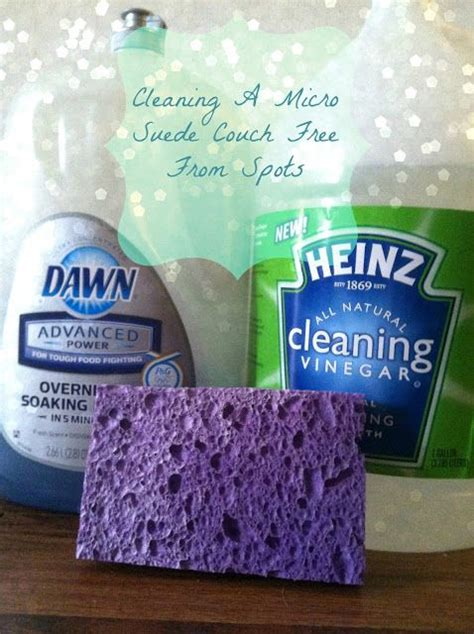 Best Way To Clean A Microsuede by 25 Best Ideas About Suede On Cleaning