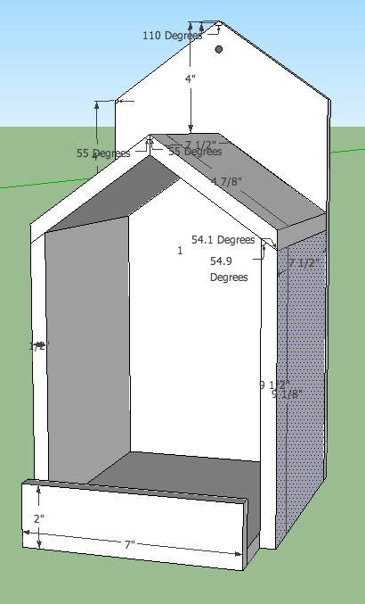 cardinal bird house plans cardinal bird house plans woodwork