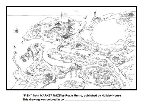 Marketing A Maze In A by Market Maze Roxie Munro Author Artist