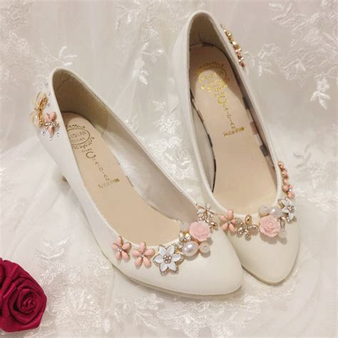 Handmade Bridal Shoes - fashion handmade wedding shoes wedding shoes