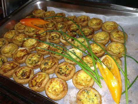 Light Horderves by The Stocked Pot Light Appetizers