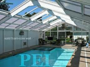 Retractable Awnings Canada Pool Enclosures Or Portland Glass Structures