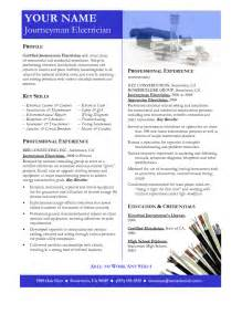 journeyman electrician resume template words to describe your skills adjectives for resumes