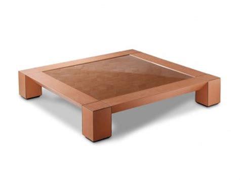 Low Coffee Table Square Low Square Coffee Table Kanpai By Jori Design Jean Audebert