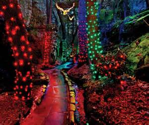 Rock City Enchanted Garden Rock City S Enchanted Garden Of Lights Celebrates Its 20th Anniversary Chattanoogan