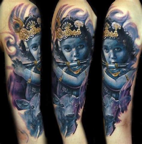 krishna tattoo photo krishna tattoo spiritual tattoos pinterest
