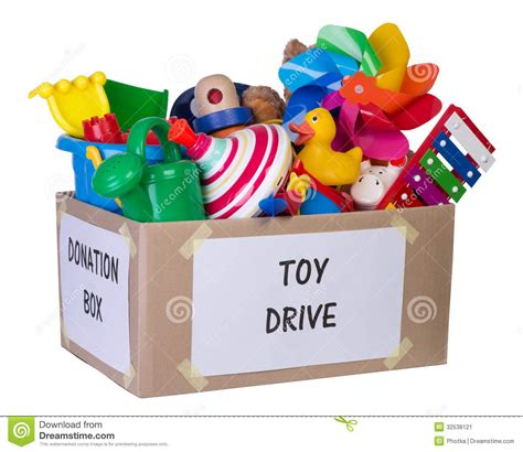 Toys Box 5 clipart donation box pencil and in color clipart