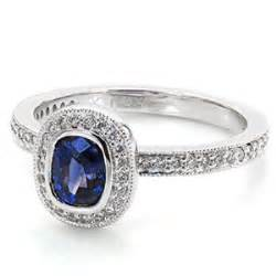 white gold sapphire engagement rings in rochester minnesota