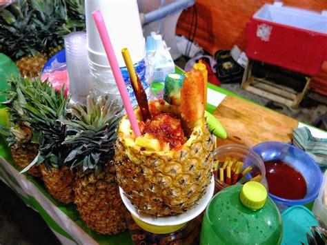 imagenes in animadas pi 241 a loca spicy pineapple drink snack parque llano